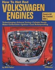 How to Hotrod Volkswagen Engines by Bill Fisher Paperback VG+