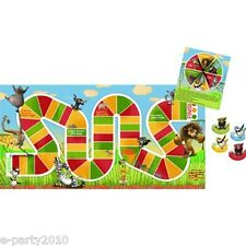 MADAGASCAR 2 Escape to Africa PARTY GAME ~ Birthday Supplies Decorations Poster