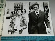 Rare Original VTG 1983 Clint Eastwood Tyne Daly Enforcer NBCTV Movie Photo Still