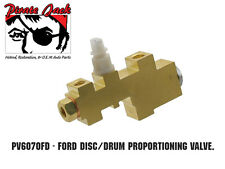 1960-70 Ford Fairlane, Galaxie, Proportioning Valve For  Disc Drum Applications