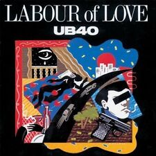 UB40 - LABOUR OF LOVE - CD ALBUM - RED RED WINE / CHERRY OH BABY +