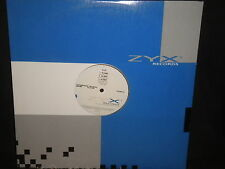 """V.I.P. """"All Right/Let Me Set You Free"""" 12"""" Maxi Single PROMO with Insert"""