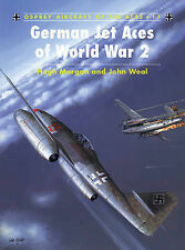German Jet Aces of World War 2 (Osprey Aircraft of the Aces 17) - New Copy