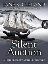Silent Auction (Thorndike Mystery)-ExLibrary