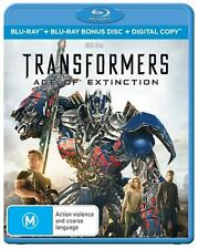 Transformers Age of Extinction - DOLBY ATMOS BLURAY