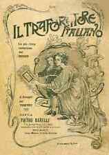 Catalogo - Il Traforatore Italiano Pietro Barelli 1894 - DVD