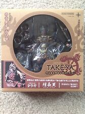Revoltech Takeya Takayuki Buddhist Statue Collection: ZOCHOTEN (No. 0004)