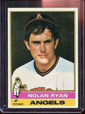 1976   Topps   Baseball   # 330   Nolan Ryan   NM   Near Mint