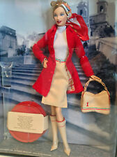 BARBIE - FERRARI GOLD LABEL LIMITED EDITION DOLL 2005 NRFB