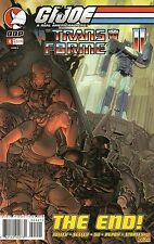 GI Joe vs Transformers II #4 (NM)`04 Jolley/ Seeley/ Su  (Cover B)