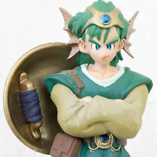 Stand missing  Dragon Quest 4 Male Hero Mini Figure JAPAN WARRIOR