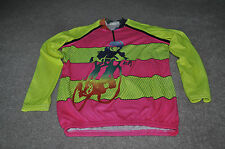 BYMARILENA SPORT SCHINDELE CYCLING JACKET MEN SIZE 4