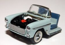 1955 CHEVY FRONT END  FOR AN O SCALE or 1:43 DIORAMA or JUNK YARD  On30  On3