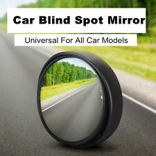 2x Car Van Taxis Rearview Blind Spot Side Rear View Wide Angel Convex Mirror New