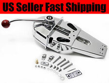 Universal Top Mount Marine Boat Single Lever Handle Engine Control Box New