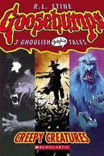 Goosebumps Graphix: Creepy Creatures 1 by R. L. Stine (2006, Paperback)