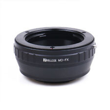 Dollice Minolta MD MC Lens to Fujifilm X mount FX Adapter X-Pro2 E2 M1 T2 camera