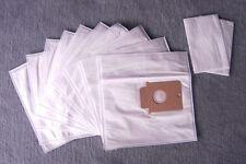 10 bolsas para AEG Vampyr 731i Electronic, filtro bolsas + 2 filtros
