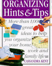 """ULTIMATE BOOK OF ORGANISING HINTS AND TIPS (THE ULTIMATE), CASSANDRA KENT, """"AS N"""