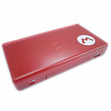 New Nintendo Mario Red DS Lite Console DSL Handheld System