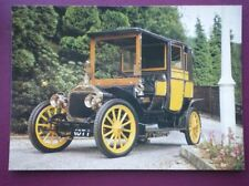 POSTCARD CAR WOLSLEY SIDDELEY 1906 CAR