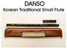 Plastic Danso Korean Traditional Small Flute Musical Instruments Woodwind