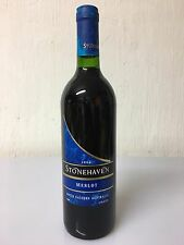 Stonehaven Merlot 2004 South Eastern Australia 75cl 13,5% Vol