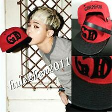Bigbang GD/G-dragon Baseball Cap GDRAGON Hiphop Snapback Hat Big Bang KPOP YG