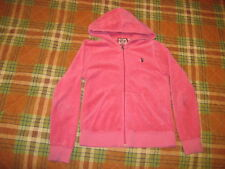 JUICY COUTURE GIRLS LONG SLEEVE HOODIES. SIZE 10