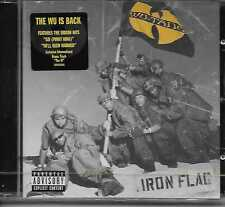 Wu-Tang Clan ‎– Iron Flag CD  2001 Nuevo Precintado