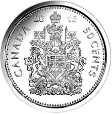 UNC - 50 CENT CANADIAN COIN