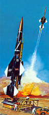 Revell 1/56 IM-99 Bomarc Ground To Air Missile SCALE PLASTIC MODEL KIT 851806