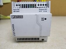 Phoenix Contact 2868651 Contact Step Power Supply Unit *FREE SHIPPING*