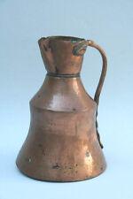 Vieja henkel tetera, cobre tetera, probablemente Turquía
