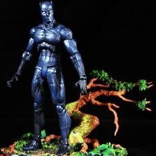 "Marvel Diamond Select Black Panther 7"" Special Edition 16 points of articulation"