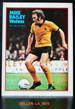 FOOTBALL PLAYER PICTURE MIKE BAILEY WOLVES SHOOT