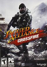 Jagged Alliance Crossfire PC Games Windows 10 8 7 Vista XP Computer turn based