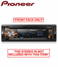 Pioneer DEH-X6500DAB face, Replacement car stereo face front ONLY, DAB  radio