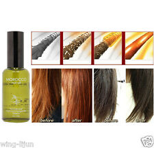 50ml Moroccan Argan Oil for all Hair Types Natural Pure Ingredients