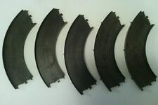 "Vintage Lot of 5 Tyco B 5850 9""  R 1/4 Track"