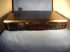 Sony MDS‑JE520 MiniDisc Deck Recorder Player Mini Disc Stereo Rack System MD VGC