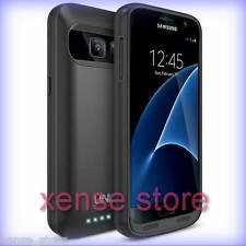 NEW! UNU Samsung Galaxy S7 Battery Case BLACK Protective 4500mAh Battery Pack