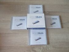 Simply Blues --- 4-CD-Box -- Muddy Waters + B.B.King + John Lee Hooker + ...