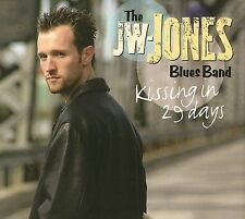 Kissing in 29 Days 2006 by JW-JONES BLUES BAND Ex-library - Disc Only No Case