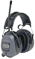 3M WTD2600 EARMUFFS - Peltor Worktunes Over-The-Head Digital Radio Headset