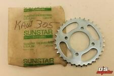 SUNSTAR 33T REAR WHEEL SPROCKET FITS KAWASAKI 350/KZ305/KZ400/KZ440