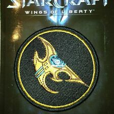 Starcraft Wings Of Liberty Patch Brand New