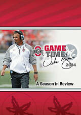 Ohio State: Game Time 2014 - A Season in Review (DVD, 2014)