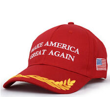 Unisex Embroidered Olive Hat Make America Great Again Baseball Cap Hip Hop Hat