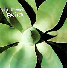 DEPECHE MODE Exciter CD Album Mute CDSTUMM190 2001